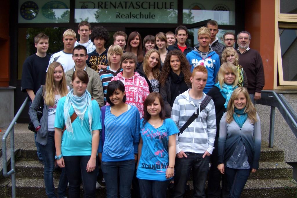 Abschlussklassen 2009-1