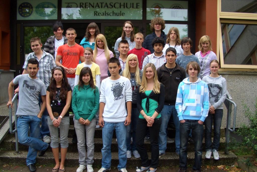 Abschlussklassen 2009-2
