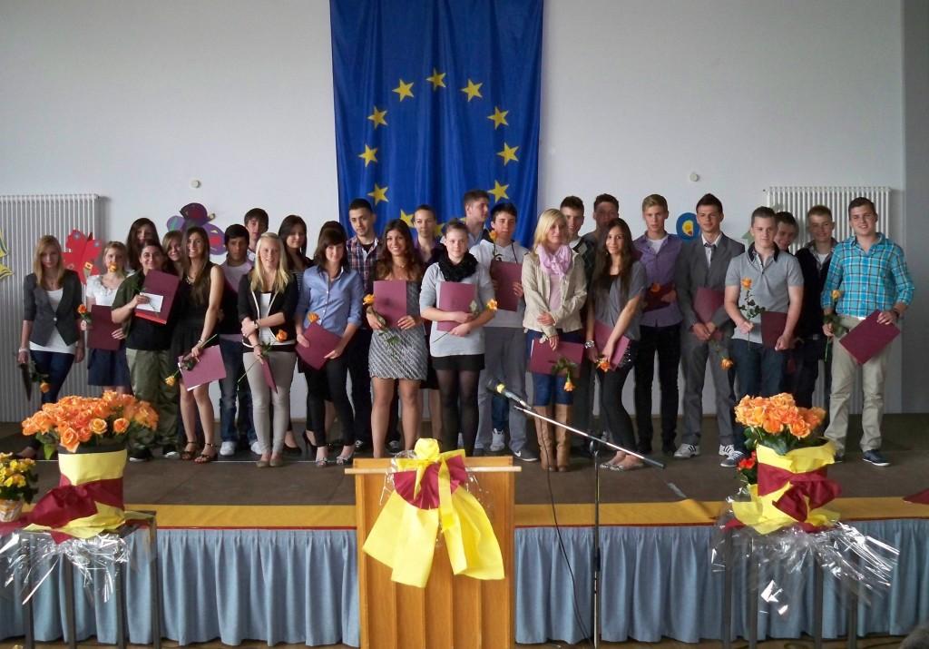 Abschlussklassen 2011-1