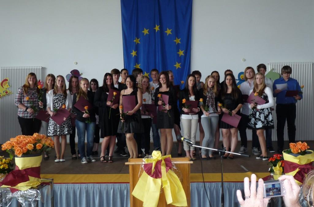 Abschlussklassen 2011-2