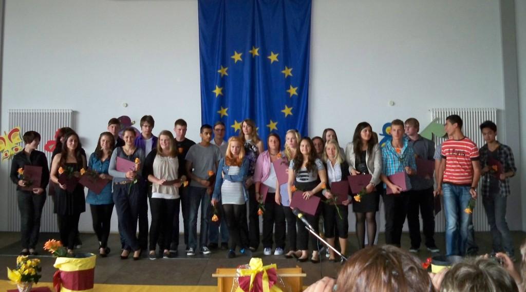 Abschlussklassen 2011-4